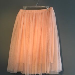 Pink Tutu Princess Skirt Ballet Halloween